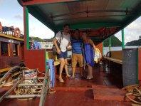 Fishing village - Lan Ha Bay - Ha Long Bay - Kayaking - Snorkeling - Monkey island beach